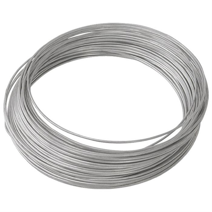 DWI NO-9 Wire Rope, 1700 ft, Carbon Steel